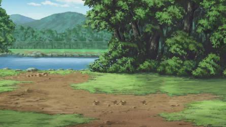 Bosque Naruto Shippuden