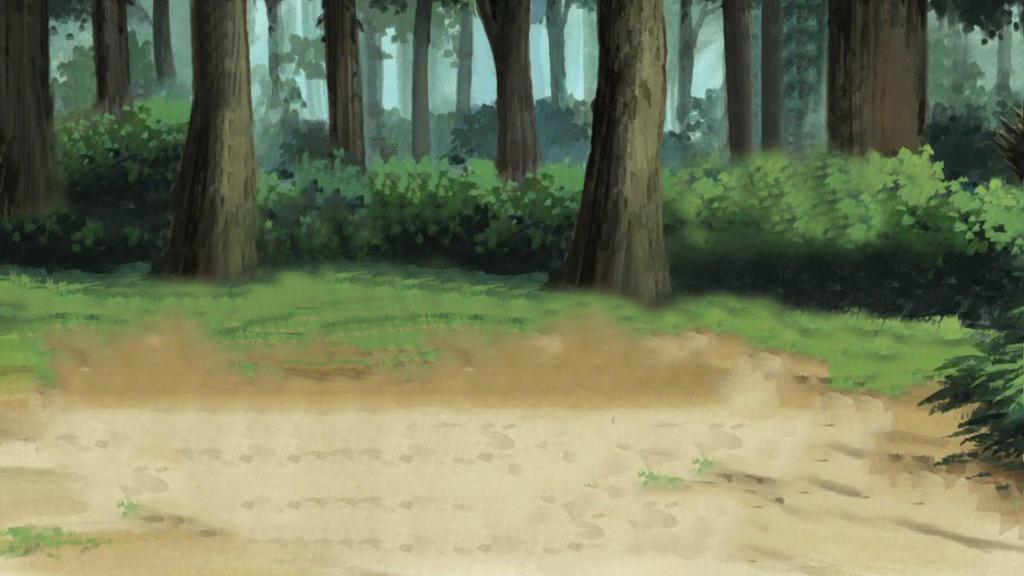 Konoha Village Png Deviantart: Bosque Naruto By Lwisf3rxd On DeviantArt
