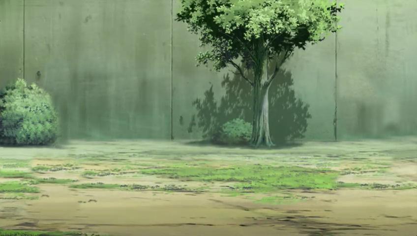 Konoha Village Png Deviantart: Arena De Batalla Examenes Chunin Naruto By Lwisf3rxd On