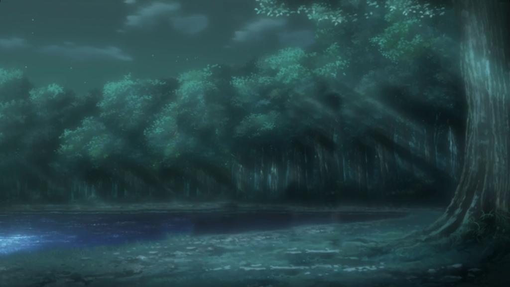 Trees Manga Anime Forest HD Wallpapers Desktop