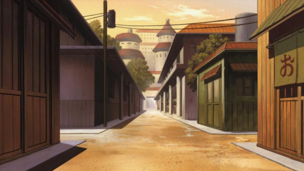 Konoha Village Png Deviantart: Konoha Naruto By Lwisf3rxd On DeviantArt