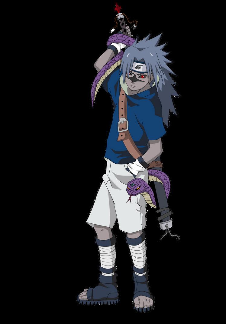 Sasuke render by lwisf3rxd on deviantart - Demon de sasuke ...