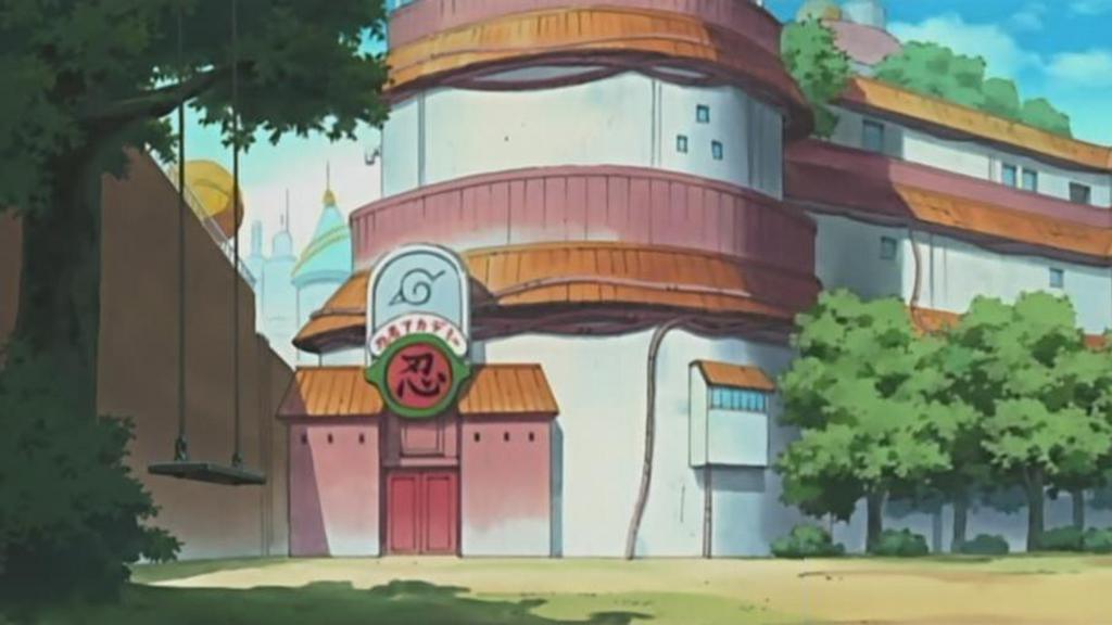 Konoha Village Png Deviantart: Academia Ninja Konoha Naruto By Lwisf3rxd On DeviantArt
