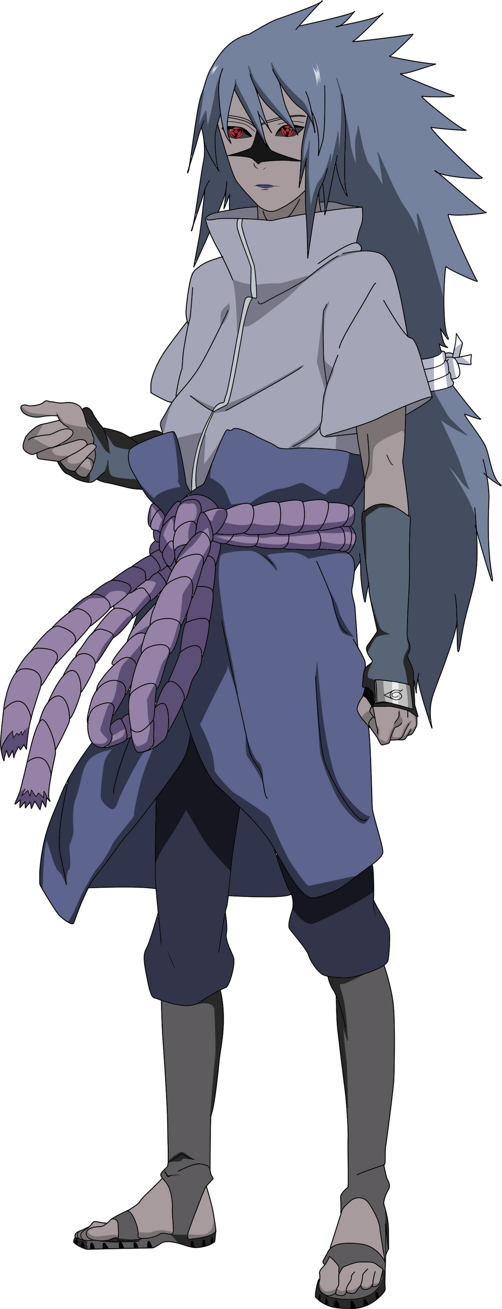 sasuke shippuden curse seal 2 render by lwisf3rxd on deviantart