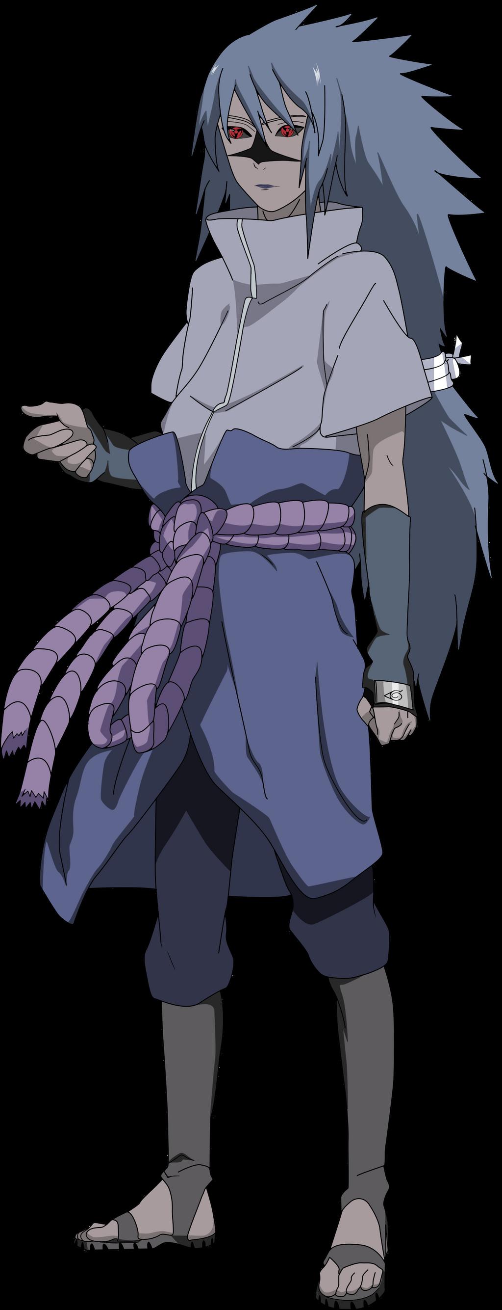 Sasuke Shippuden Curse Seal 2 Render by lwisf3rxd on ...