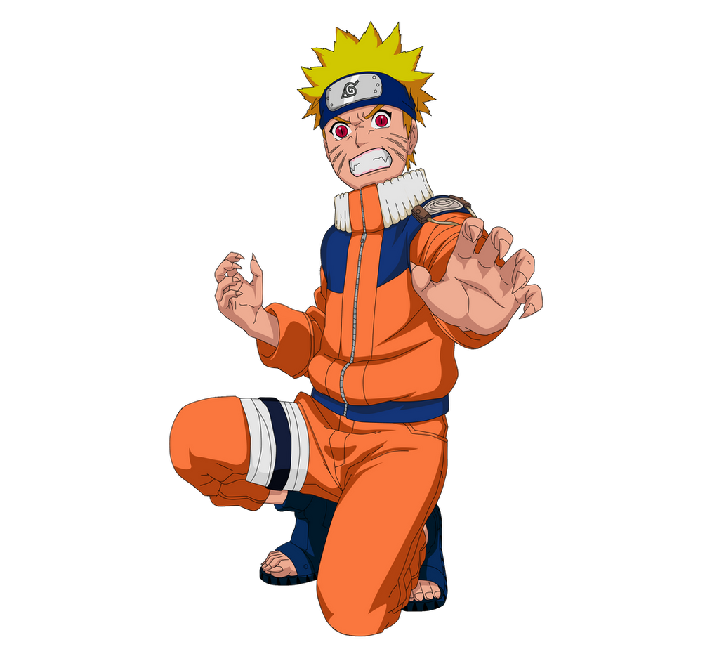 Joa Full Transformation Png: Naruto Kyuubi Starting Render By Lwisf3rxd On DeviantArt