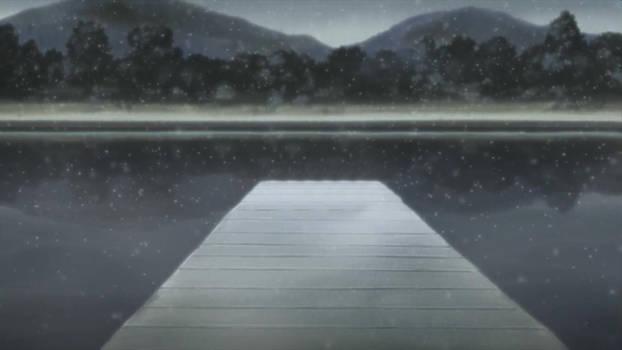 Muelle Invierno Naruto