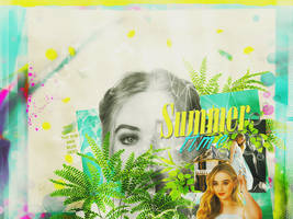 Summertime blend by Celiuska