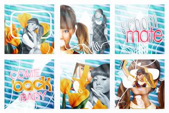 Schoolmate icons by Celiuska
