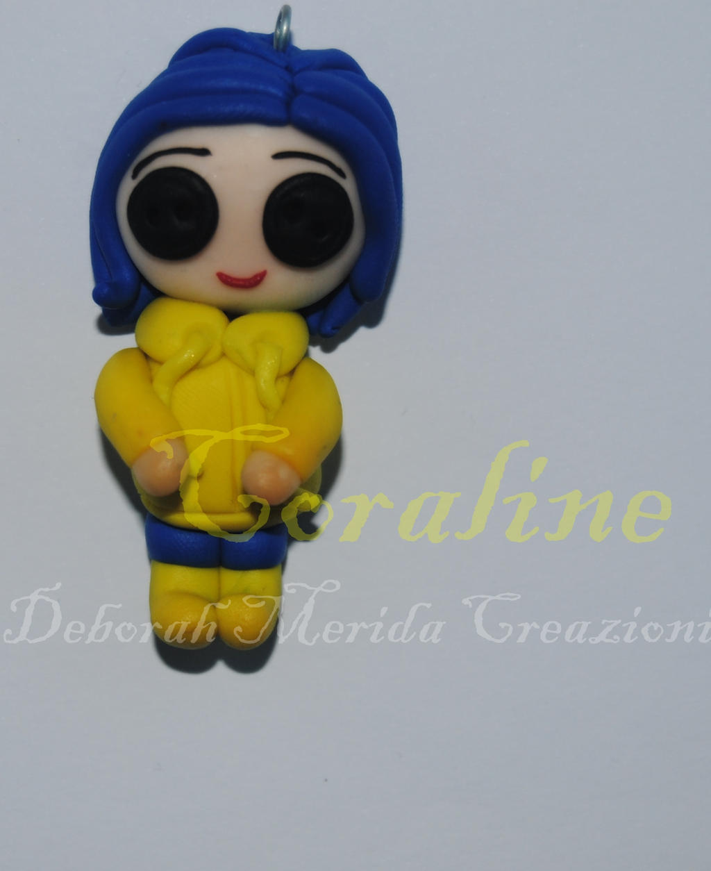 Coraline And The Magic Door The Voodoo Doll By Deborahmerida On Deviantart
