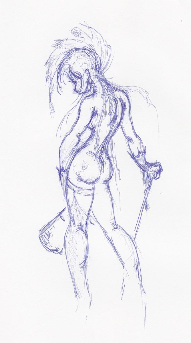 Dancer by nehcy
