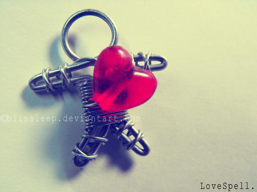 LoveSpell. by Blissleep