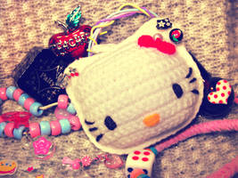 KnITTy and girl stuff. by Blissleep
