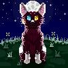 Night cat by mas-yanya