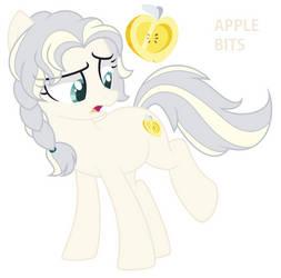 Apple Bits (remake) by xxColorSchemexx