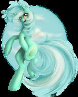 Lyra Heartstrings by QuennyQueen