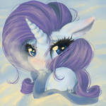 Rarity in the snow