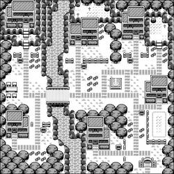 Peaceful Village (Tileset and Map) by ShaneGrantsHam