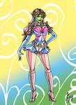 She Masked Princess Zelda - Twilight Edition