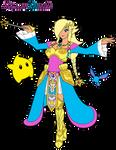 Crazy Fusion: Princess Roszelda