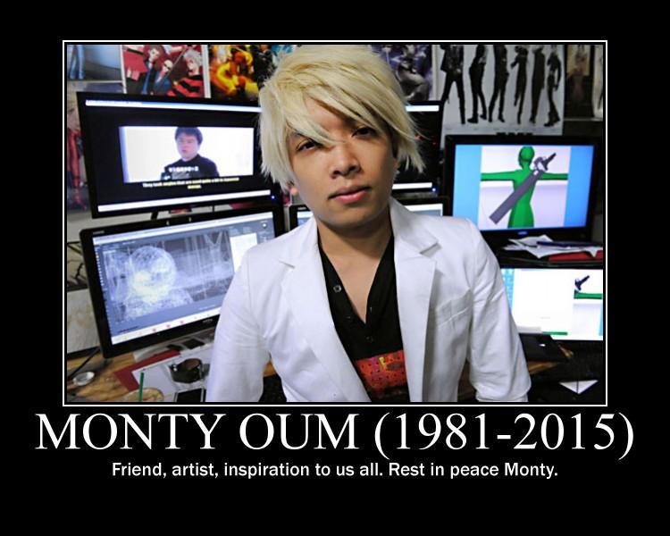 Farewell Monty Oum by tiketsu1