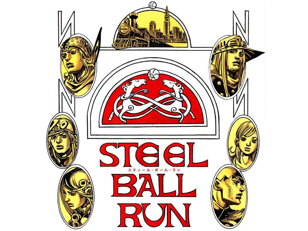 Steel Ball Run Wallpaper v24
