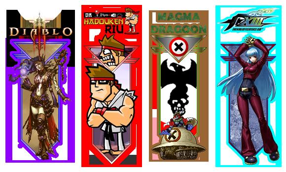 IMT Forum shield avatars by Magma-Dragoon-MK-II
