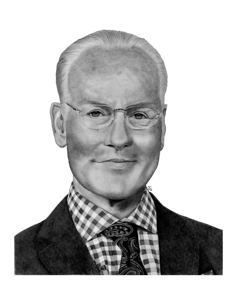 Tim Gunn by ANDILION5356