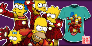 Iron Simpsons