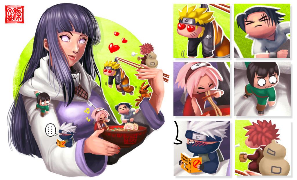 Congratulation Naruto! by Wenart