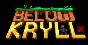 Below Kryll Logo by Wenart