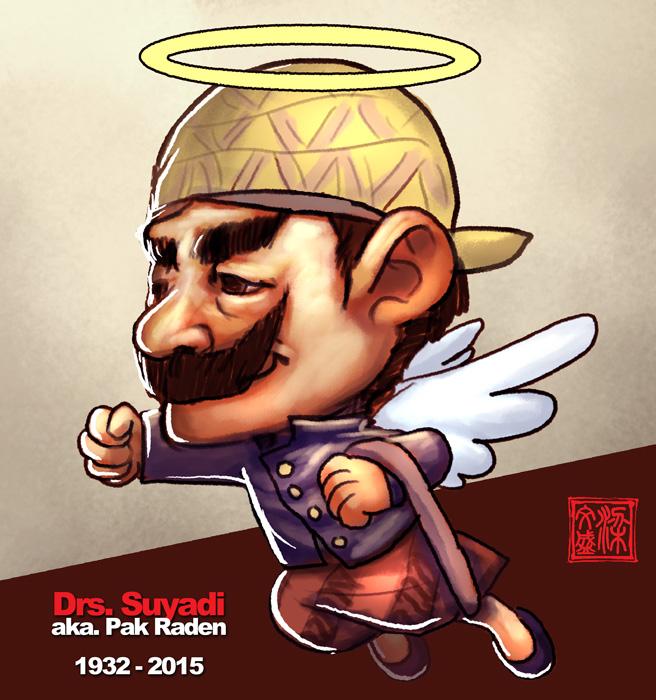 Pak Raden by Wenart