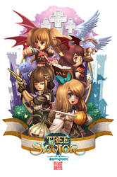 Tree of Savior Fanart by Wenart