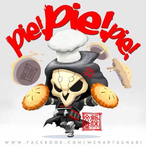 Reaper Pie..PIE..PIEEEEEEE! by Wenart