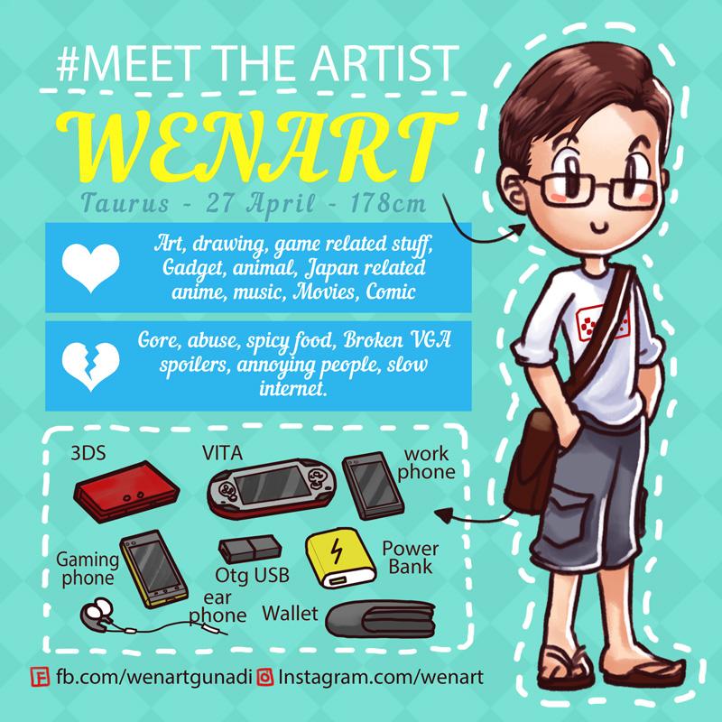 Wenart's Profile Picture
