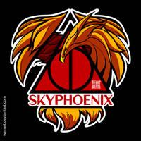 Skyphoenix by Wenart