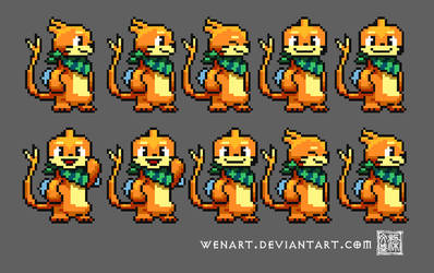 character sprite