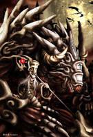 Imperial Beastmaster by Wenart