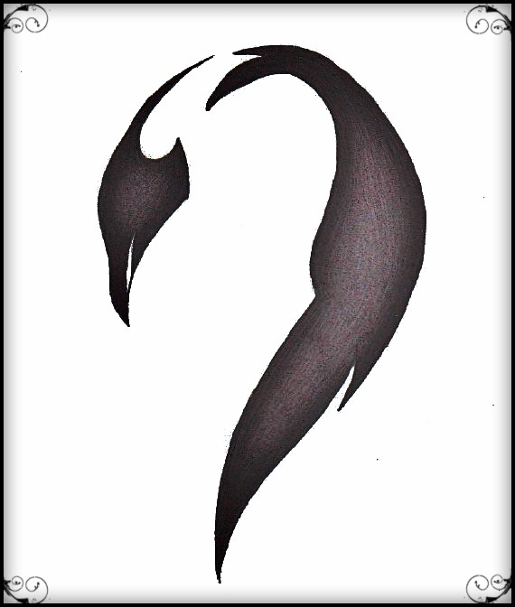 Penguin tribal ver. 2 by Kirikizu on DeviantArt
