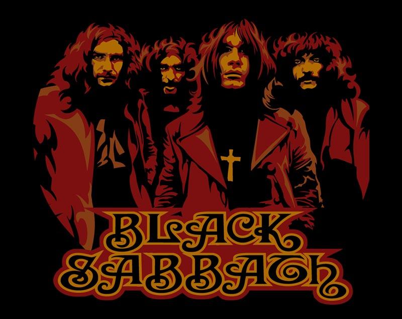Black Sabbath by Hubner