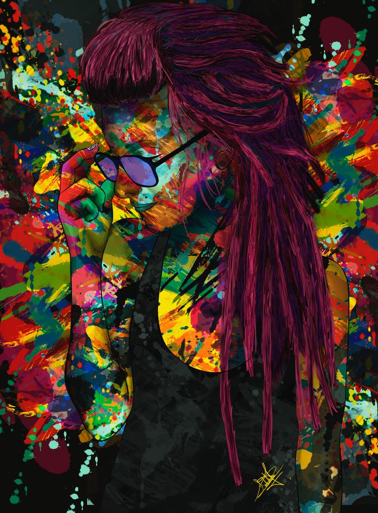 JADE by darkbagi