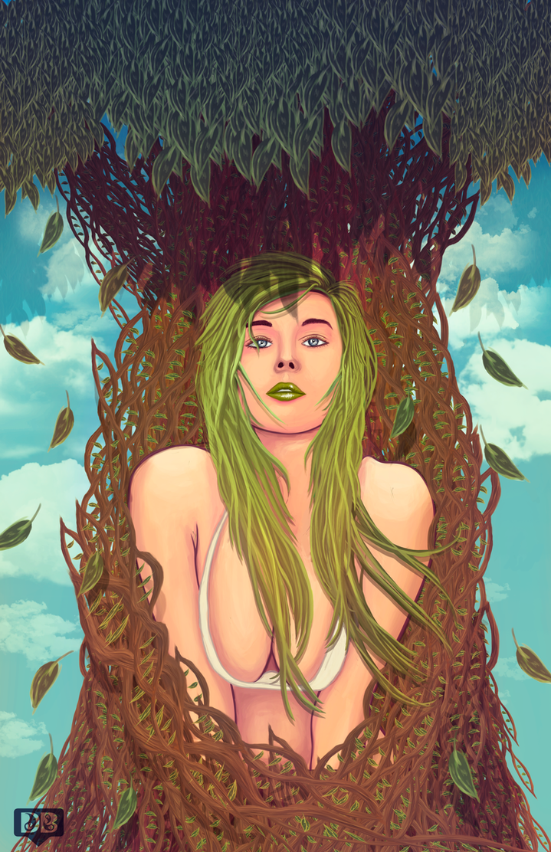 Gaia by darkbagi