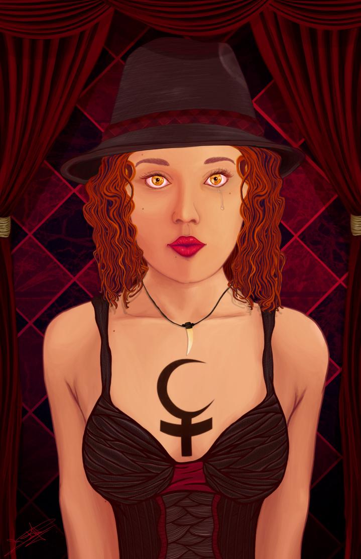 Lilith by darkbagi