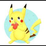 Pikachu by MrRendy