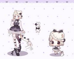Cute adopt auction 4 (closed) by boniru