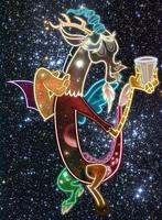 Cosmic Choco Milk Discord by Ganillio