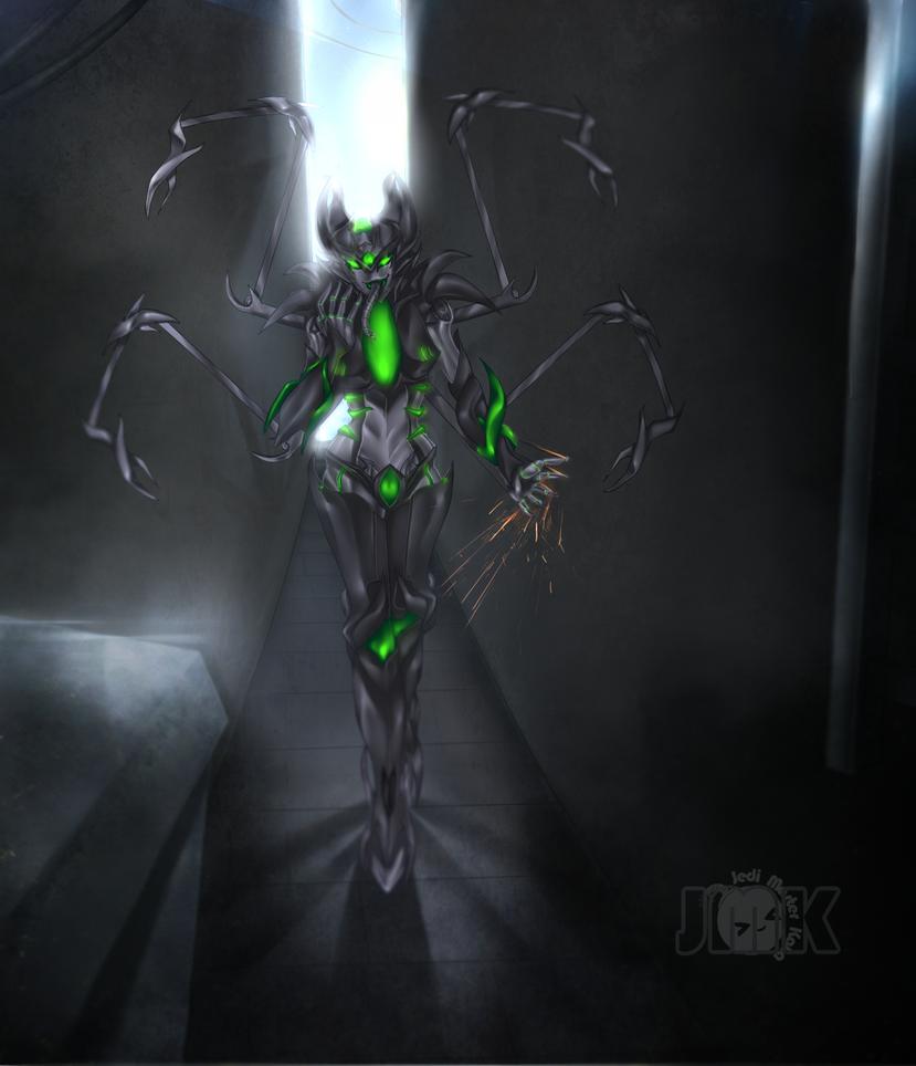 PC: ShadowSmile by JediMasterK