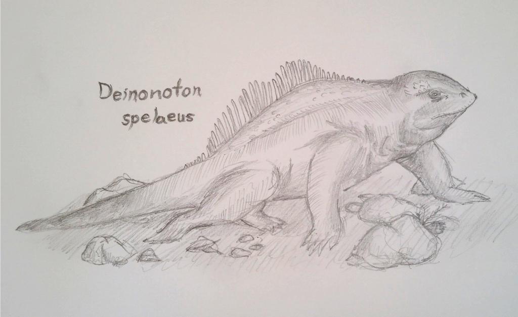 Deinonoton by Icthoan