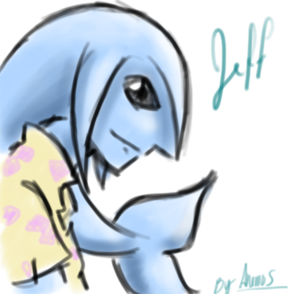 Zora Jeff is here by Almiux19