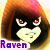 raven by cartoonfanatics